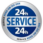 Always at your service!